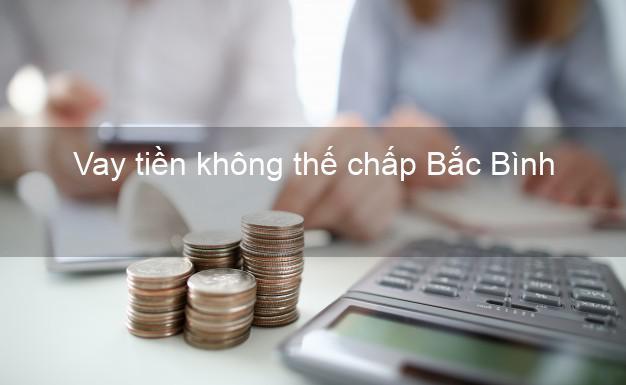 Vay tiền không thế chấp Bắc Bình Bình Thuận