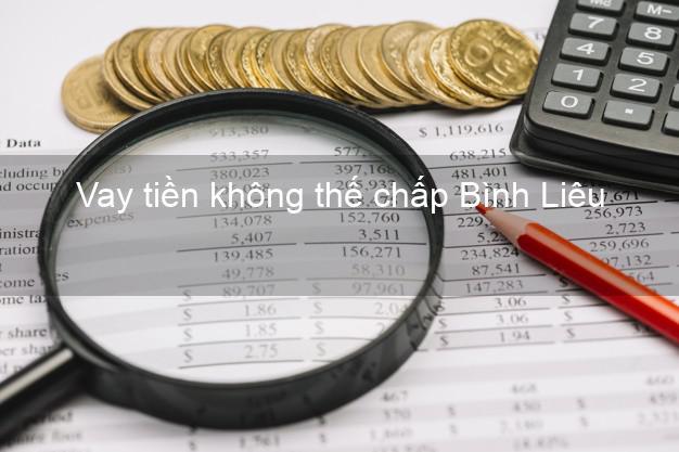 Vay tiền không thế chấp Bình Liêu Quảng Ninh