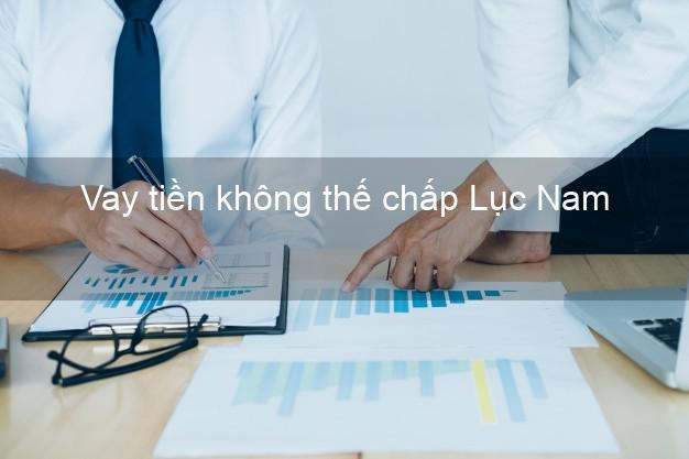 Vay tiền không thế chấp Lục Nam Bắc Giang
