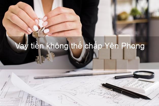 Vay tiền không thế chấp Yên Phong Bắc Ninh