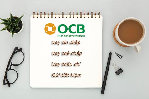 Hướng dẫn vay tiền OCB 5/2021