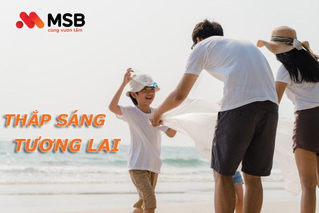 Hướng dẫn vay tiền MSB 5/2021