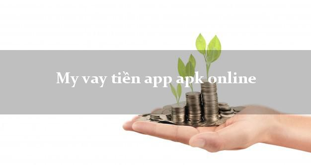 My vay tiền app apk online